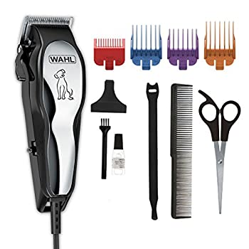 Wahl Clipper Pet-pro Pet Clipper Dog Grooming Kit For Smalllarge Dogs, Thick Coats, Heavy Duty, Cats, Low Noisequiet, By The Brand Used By Professionals. #9281-210 1