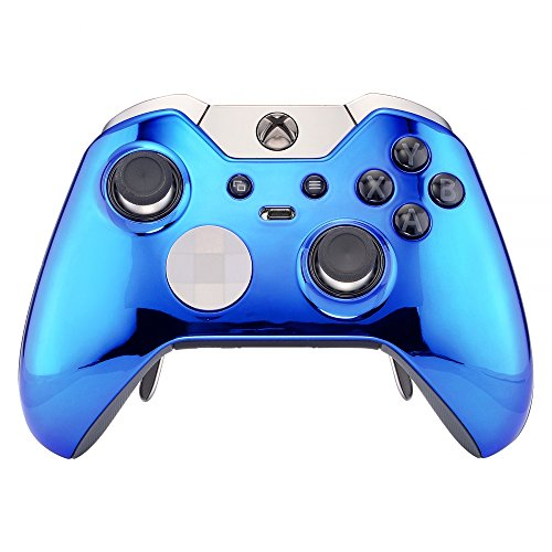 xbox 360 controller cover chrome - 9