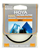 Hoya 58mm HMC Ultraviolet UV(C) Slim Frame Multicoated Filter made in the Philippines