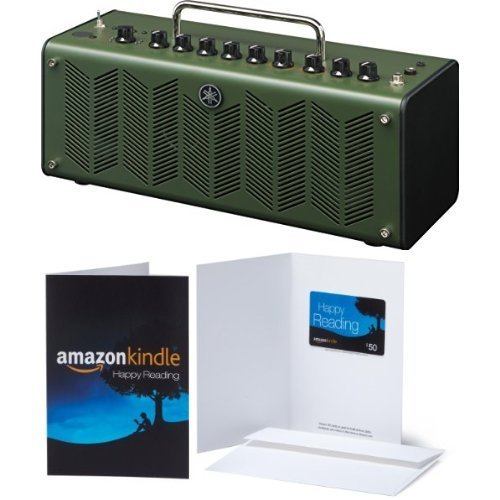 Yamaha THR10X Mini Guitar Amplifier with $50 Amazon Gift Card by Yamaha