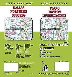 Folded Map: Dallas Fort Worth Regional Map: Rand McNally ...
