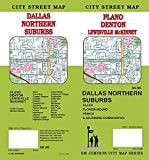 Denton / Plano / McKinney / Dallas North,Texas Street Map