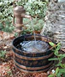 Pump and Barrel Fountain