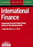International Finance, Harris, J. Manville, Jr., 0812048121