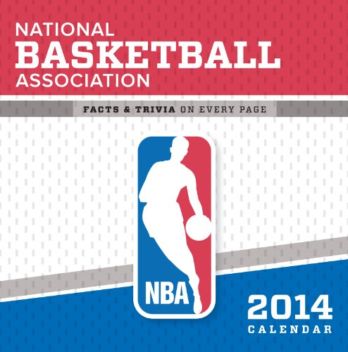 Team Box Calendar (Turner - Perfect Timing 2014 NBA All Team Box Calendar (8051225))