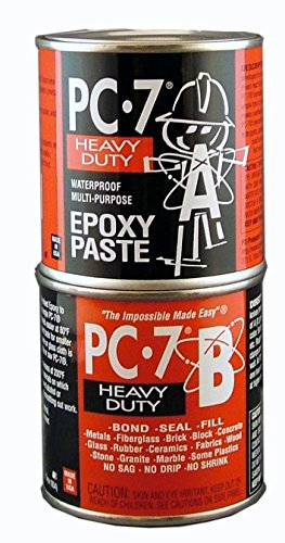 (PC Products PC-7 1 Lb PC-7 Epoxy Paste)