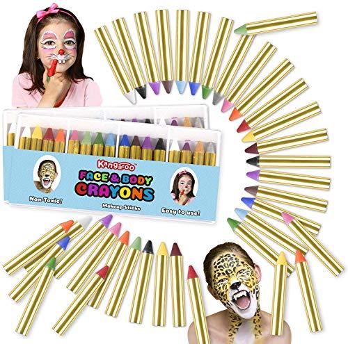 Kangaroo Face Paint Crayons