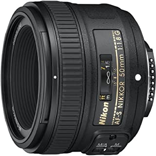 Nikon AF-S FX NIKKOR 50mm f/1.8G Lens with Auto Focus for Nikon DSLR Cameras (B004Y1AYAC) | Amazon price tracker / tracking, Amazon price history charts, Amazon price watches, Amazon price drop alerts