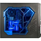 CybertronPC Borg-709 (Blue) TGMBG70934BL Gaming PC (3.5 GHz AMD FX-6300  6-Core,1GB GeForce GTX 750, 8GB DDR3 1600MHz, 1TB HDD, WiFi, Windows 8.1 64-Bit)