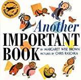 Another Important Book, Margaret Wise Brown, 006443785X