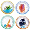 Munchkin Float and Play Bubbles Bath Toy, 4 Count by Munchkin that we recomend personally.