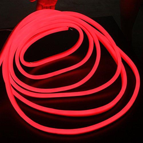 30 ft led neon rope light 12v flex led neon tube light waterproof vasten 30 ft led neon rope light 12v flex led neon tube light waterproof resistant accessories included aloadofball Gallery