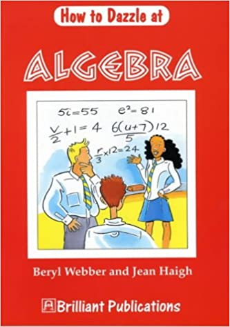 Book How to Dazzle at Algebra