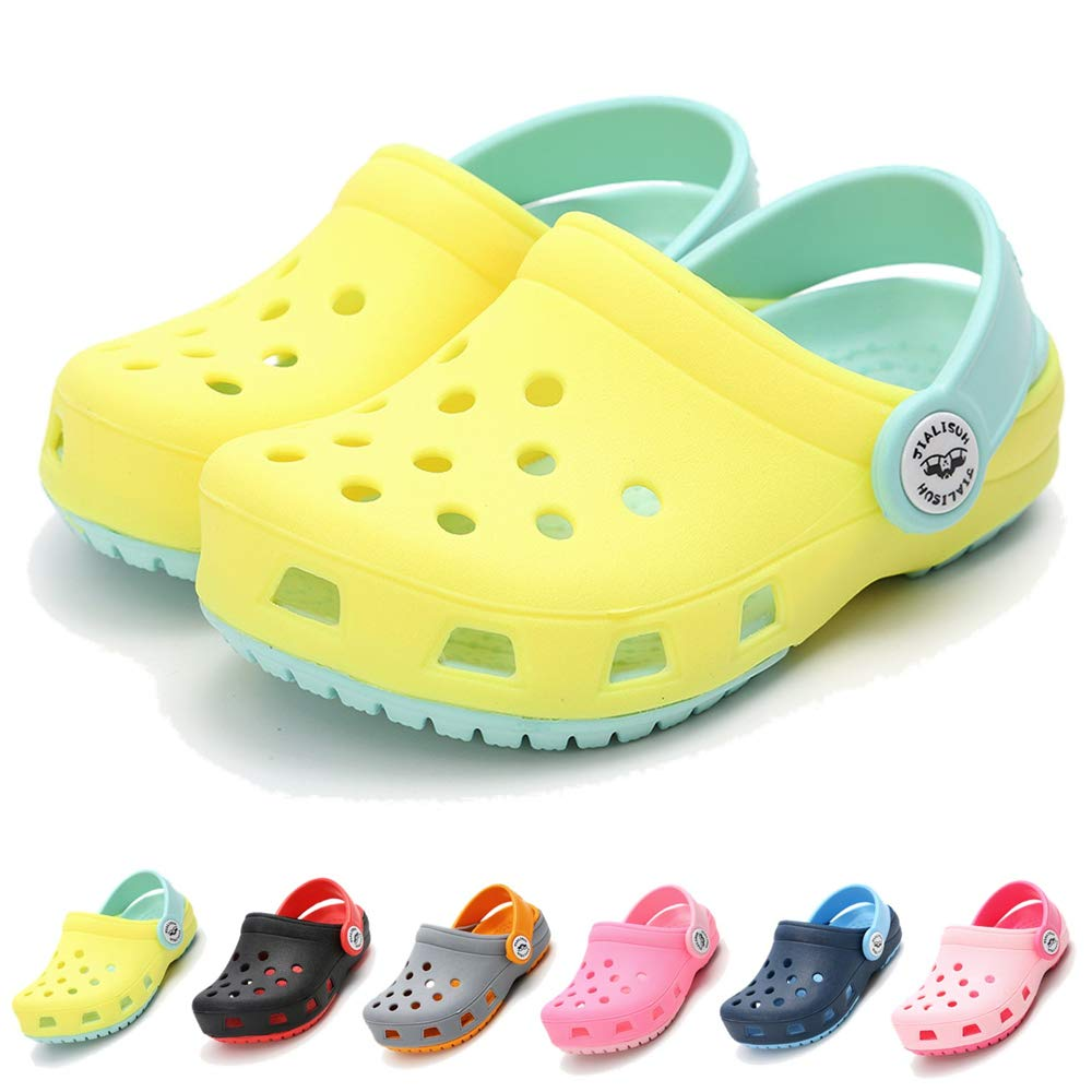 Unisex Kids/' Garden Hole Water Shoes Sandals Beach Breathable Lightweight Casual