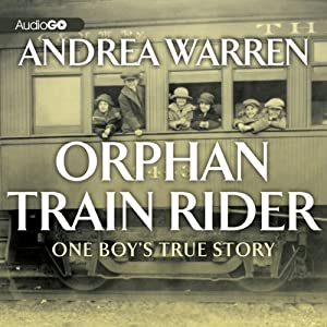 Orphan Train Rider Audiobook