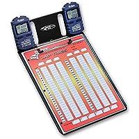 Longacre 52-22321 2 Car Stopwatch Clipboard w/Robic SC 606W