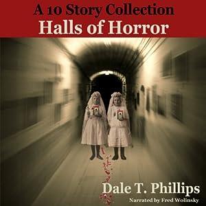 Halls of Horror Audiobook