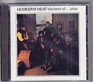 John Lee Hooker Canned Heat Hooker N Heat Best Of