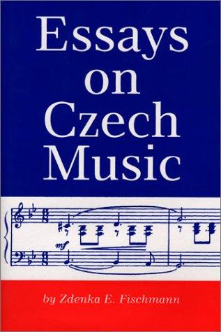 Essays on Czech Music pdf epub