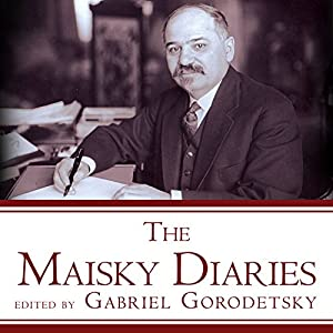 The Maisky Diaries Audiobook