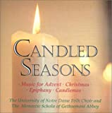Candled Seasons: The University of Notre Dame Folk Choir and the Monastic Schola of Gethsemani Abbey