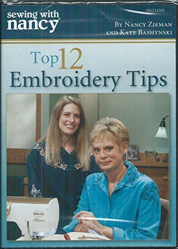 (Sewing With Nancy - Top 12 Embroidery)