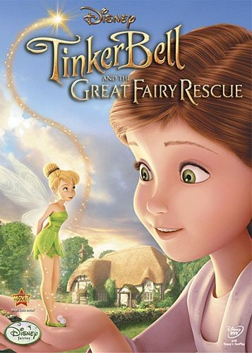 (Tinker Bell and the Great Fairy Rescue)