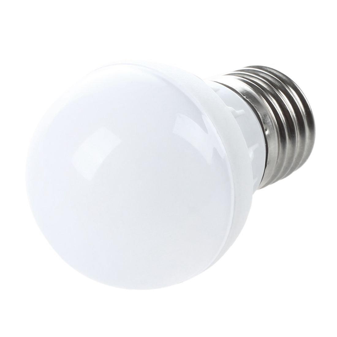 SODIAL(R)E27 economie d'energie Ampoule LED Lampe 220V (3W blanc froid Nouvelle imitation ceramique)