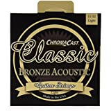ChromaCast Classic Bronze Light Gauge(.011-.052) Acoustic Guitar Strings