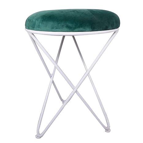 Amazon.com: Taburete minimalista moderno, taburete de ...
