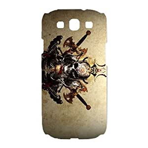 Samsung Galaxy S3 I9300 Phone Cases White Pirates of the Caribbean EXS544418