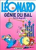 Léonard 11 - génie du bal indispensables BD