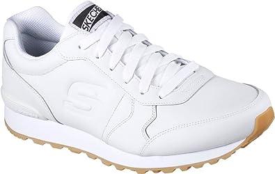 ff0c1225d2cb Skechers Men s OG 85 Aitkin Running Shoes 14 US White