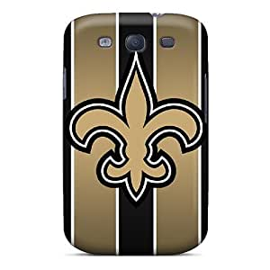 JAa2217MCHq GAwilliam New Orleans Saints Durable Galaxy S3 Tpu Flexible Soft Case