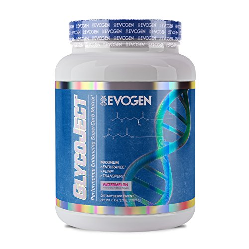 Evogen GlycoJect | Extreme Karbolyn® Carbohydrate Powder | Watermelon | 36 servings ...