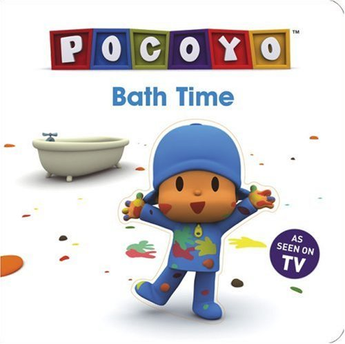 Pocoyo Bath Time by Anonymous (5-Apr-2007) Board book (Pocoyo Bath)