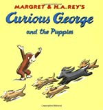 Curious George and the Puppies [With CD] (Curious George 8x8)