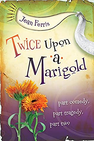 book cover of Twice Upon a Marigold