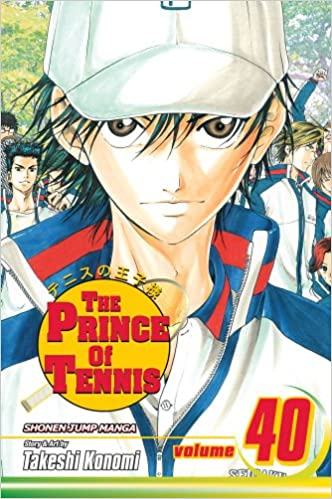 Vol The Prince of Tennis 40