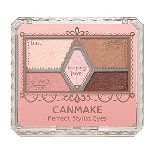 CANMAKE Perfect Stylist Eyes, No. 05, 1 Ounce from CANMAKE