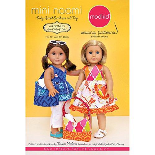 Naomi Mini - ModKid Sewing Patterns, Mini Naomi