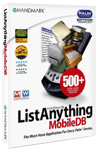 List Anything Mobile DB