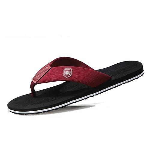 Parejas Chanclas Zapatillas para Hombres Tendencias de Verano para Hombres Ocasionales Pinzas para Mujer Zapatillas para Hombres Zapatillas de Verano para ...