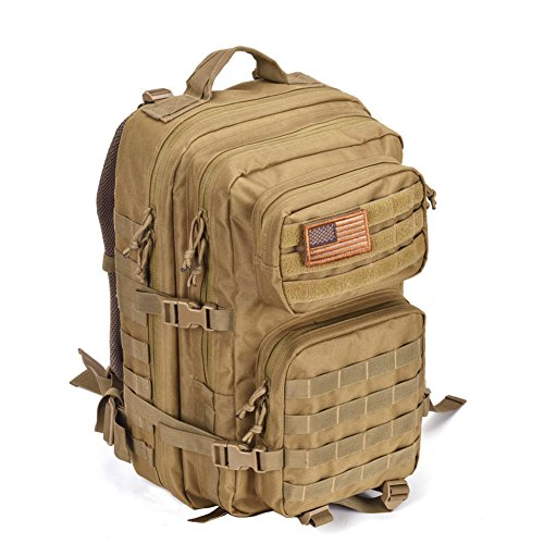 671a27eec8 REEBOW GEAR Military Tactical Backpack Large Army 3 Day Assault Pack ...