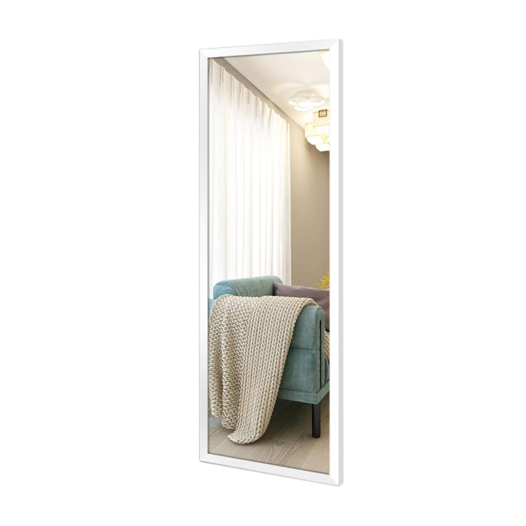 35x150cm Full Length Mirror Wall-Mounted Mirror Hanging Dressing Mirror Wall Leaner Mirror Rectangle Frame Mirror Wall Beveled Mirrors Vanity Mirrors for Living Room Bedroom Coating Room