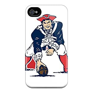 Shock Absorption Hard Phone Case For Iphone 6 (mJi11486jNrQ) Provide Private Custom Lifelike New England Patriots Series