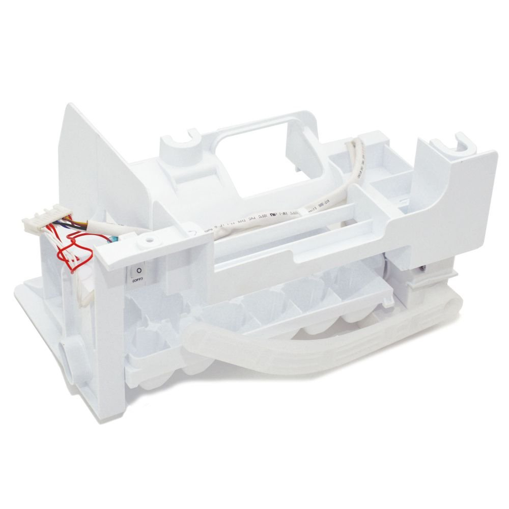 Lg 5989JA1005G Refrigerator Ice Maker Assembly Genuine Original Equipment Manufacturer (OEM) Part