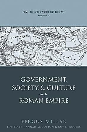 greek roman government essay