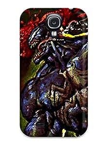 3709719K22253857 New Cute Funny Venom Case Cover/ Galaxy S4 Case Cover