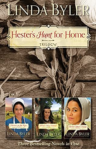 book cover of Hester\'s Hunt for Home Trilogy